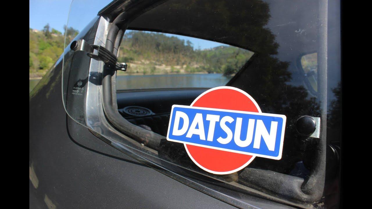 "My Datsun 120Y Coupe (B210 ""Honey Bee"") Eleanor Style xD ..."