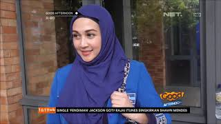 Download Video Dina Lorenza Sibuk Berbisnis Fashion Busana Muslim MP3 3GP MP4