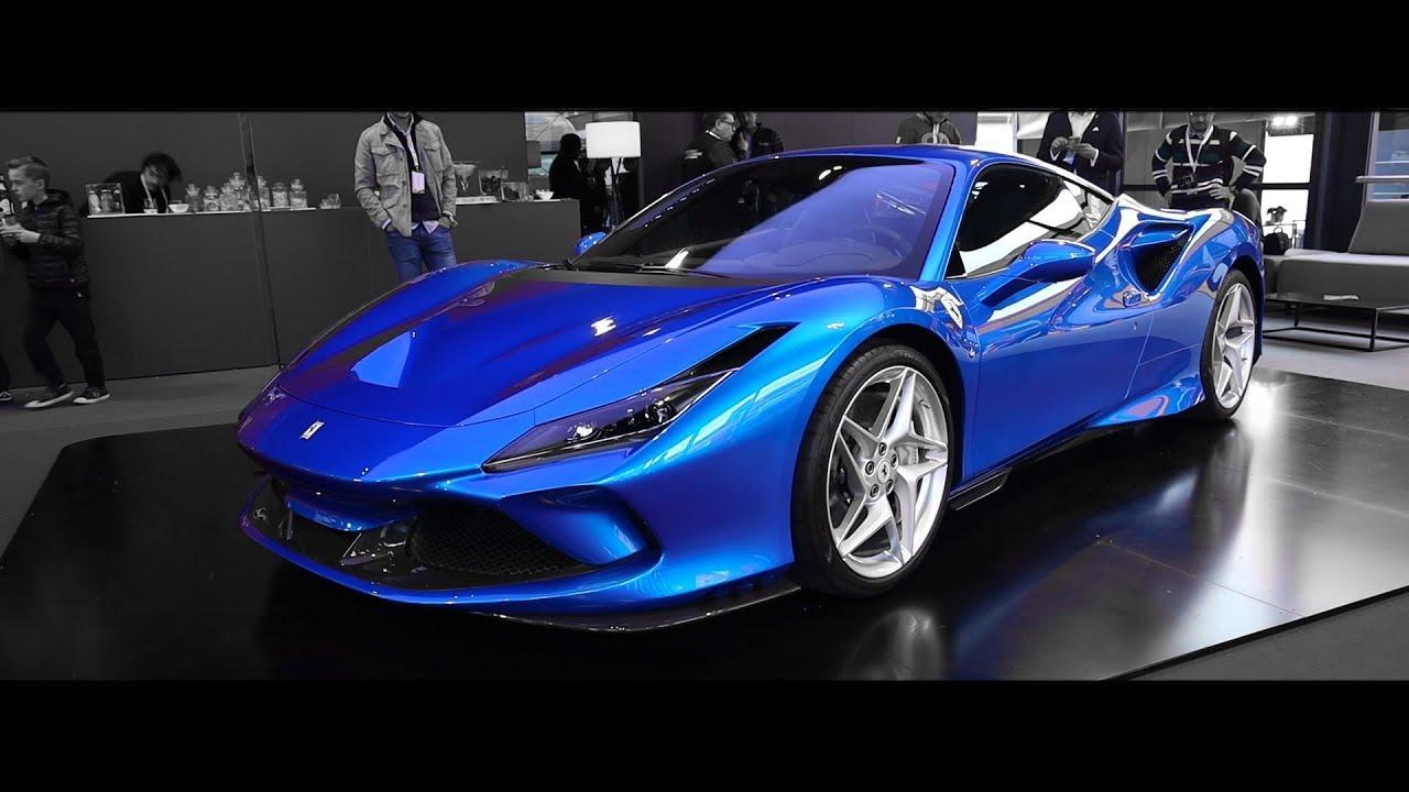 Así Es El Nuevo Ferrari F8 Tributo Coches Soymotor Com Youtube