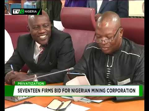 Seventeen firms bid for Nigerian Mining Corporation