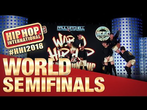 Hashtag - South Africa (Junior Division) at HHI's 2018 World Semifinals
