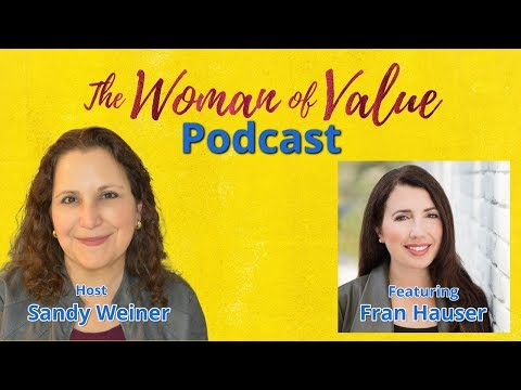 EP 7: Fran Hauser - The Art of Being Nice AND Strong