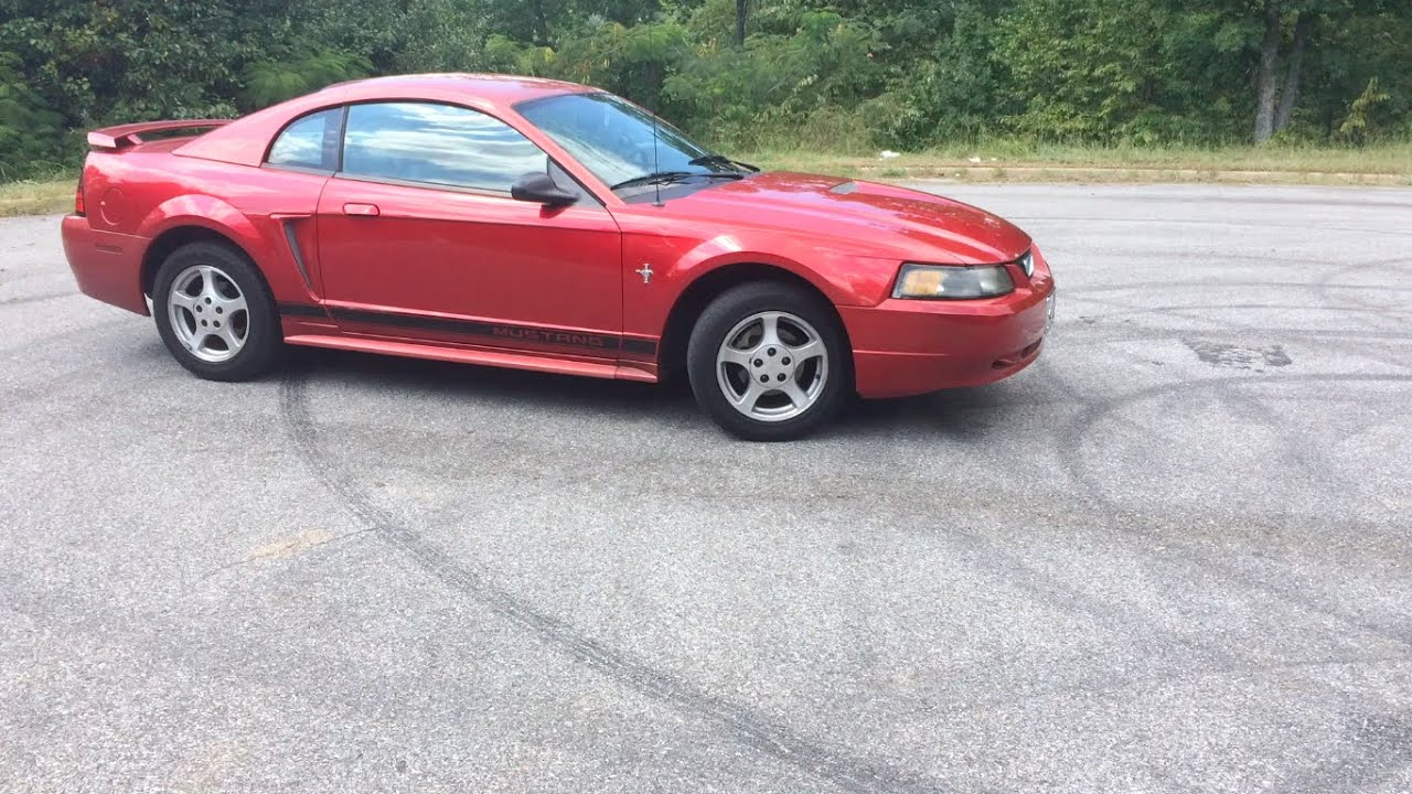 2002 Ford Mustang 3 8l V6 5 Sd Review
