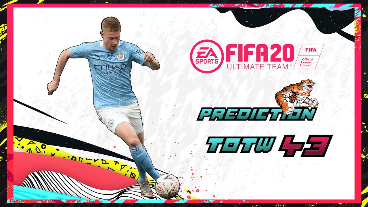 FIFA 20: Predictions Team of the Week 43 #TOTW43
