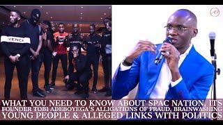 SPAC NATION HISTORY The Founder Tobi Adeboyega His Family, Luxury Lifestyle & FRAUDULENT Allegations