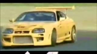 Авто  Супер клип про дрифт Habik