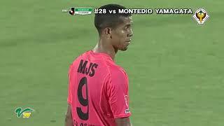 [MATCH MOVIE] VERDY highlights against MONTEDIO YAMAGATA モンテディ...
