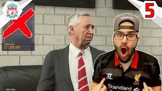 WE SAID NO TO $71,000,000 OFFER! - FIFA 18 LIVERPOOL CAREER MODE #05