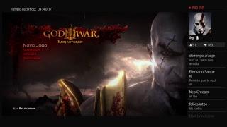 GOD OF WAR 3: CHAOS (Very Hard) Speedrun Sem Glitch - Meu Record: 4:38:23 - Mundial: 4:29:41 [PS4]