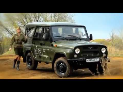2017 UAZ Hunter   Extreme Offroad Test Drive