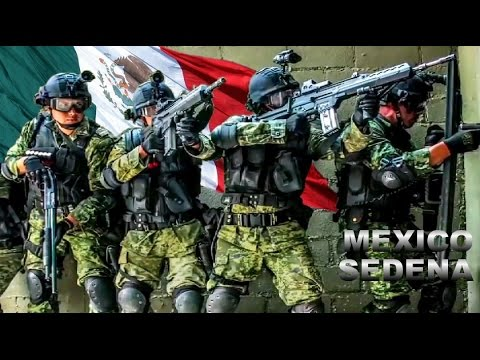 La Gran Fuerza de México: Fuerzas Armadas de México