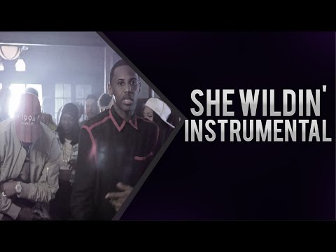 Fabolous ft Chris Brown She Wildin' Instrumental