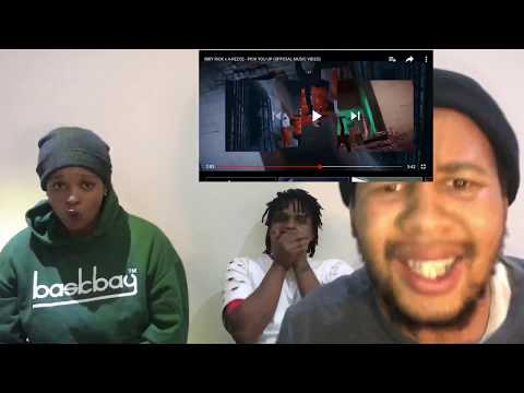 🤞🏾Family Reacts 🤞🏾to Riky Rick x A-Reece- Pick you up (Official Music Video)