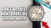 eb1bed334be7 c1973 Sekonda USSR vintage watch - YouTube
