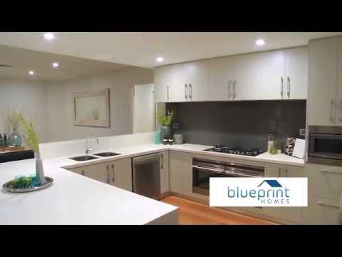 Blueprint homes the altona display home perth youtube malvernweather Image collections