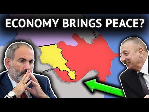 Can Armenia And Azerbaijan Make Peace After Economy Projects?