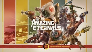 The Amazing Eternals Officially Halts Game Production