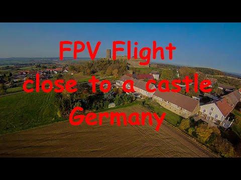 Фото #Castle in Germany #FPV Flight