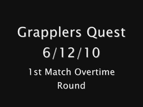 Kimura at Grapplers Quest