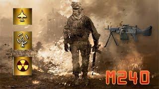 MW2 NUKE AVEC TOUTES LES ARMES ÉPISODE 19 : LA M240