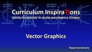Vector Graphics using TI-Nspire CX
