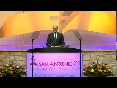 General Conference 2015 July 11 at San Antonio Texas - The D