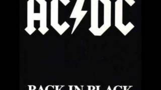 AC/DC - Let Me Put My Love Into You (Back In Black)