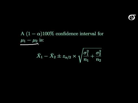 Inference For Two Means:  Introduction