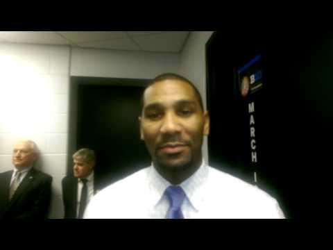 TheWolverine.com Video: LaVall Jordan post IU