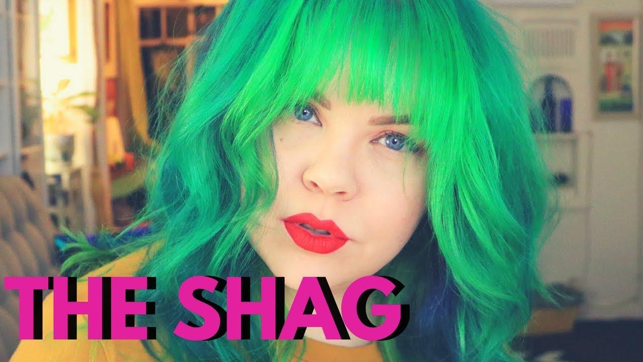 New Shag Haircut Hair Ideas Trends 2018 Youtube