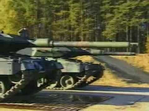 MBT Leopard 2 Industrial Group