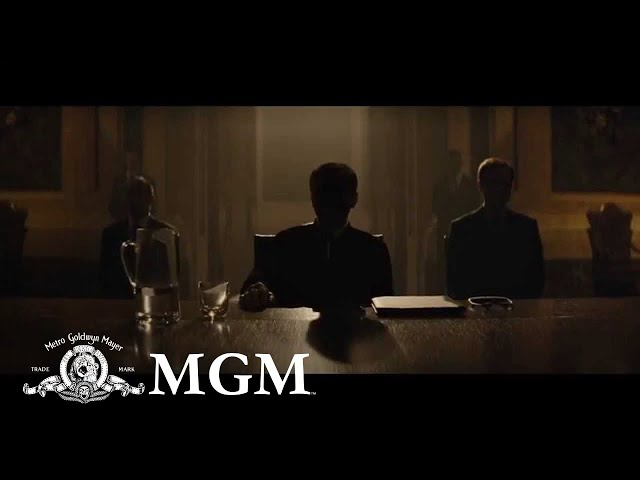 Spectre | Official Trailer