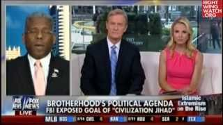 RWW News: Fox News, Allen West Fear Muslim Brotherhood Political Party In US