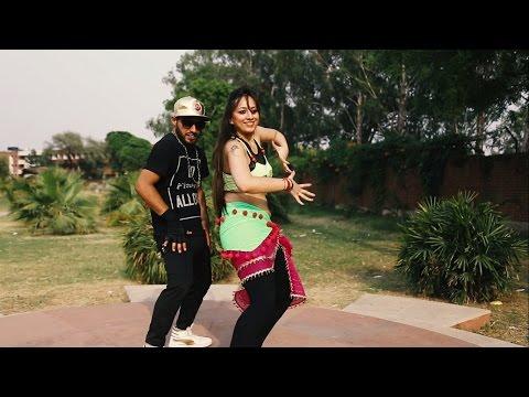 Mercy - Badshah || Dipesh Sekhri & Nickita Kumar Choreography || Free Style & Belly Dance