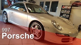 Ceramic 9H detailing Porsche 911 Type 997