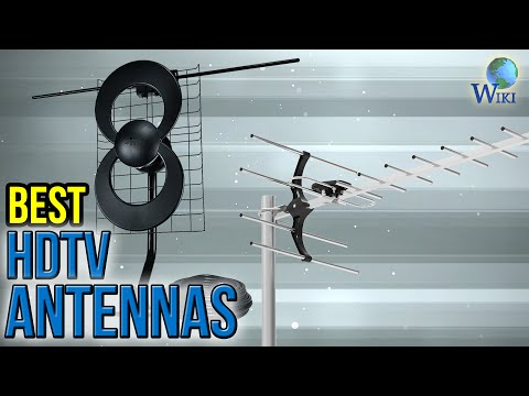 10 Best HDTV Antennas 2017