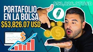 Mi Portafolio de $53,826.07 en la Bolsa de Valores 2020 - Las Mejores Acciones para la Crisis.