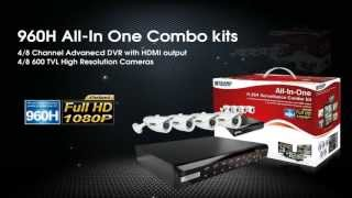 KGUARD 960H All-In-One Combo Kits