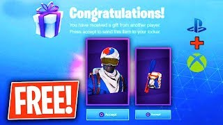 How To Get Free Alpine Ace Skin On Console | Free Alpine Ace Skin Glitch In Fortnite