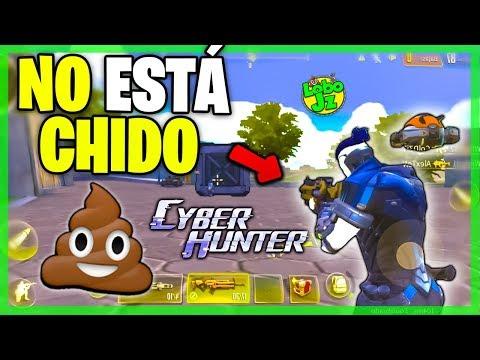 CYBER HUNTER: NO es lo que ESPERABA  Gameplay Opinión  Lobo Jz