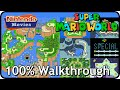 Super Mario World - Complete 100% Walkthrough (Multiplayer)