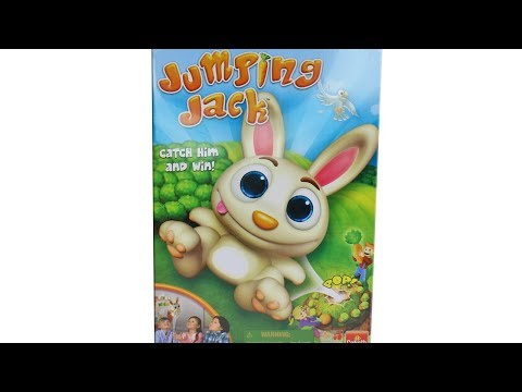 Jumping Jack Game Review