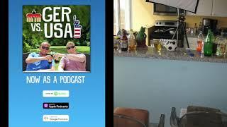 Germany vs USA - Es tut mir Leid, mom! (Podcast)