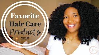 Hair Care Products   Favorite Products of 2018!   Go To Products For My Natural Hair