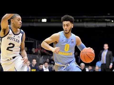 Marquette Courtside - Marquette downs Butler 76-58 on Wednesday night