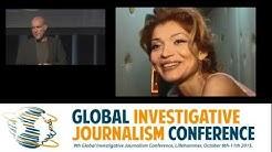GIJC15: How To Track Corruption Across Borders - Telia Sonera