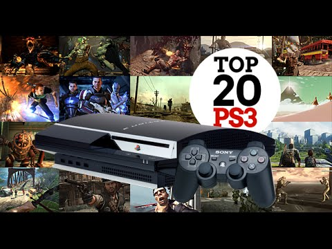 Los 20 Mejores Juegos De Ps3 Youtube