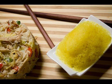 Molecular Gastronomy Curry Wind Youtube