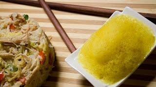 Molecular Gastronomy - Curry Wind