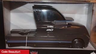 Disney Store Cars 3 Gale Beaufort (Jackson Storm